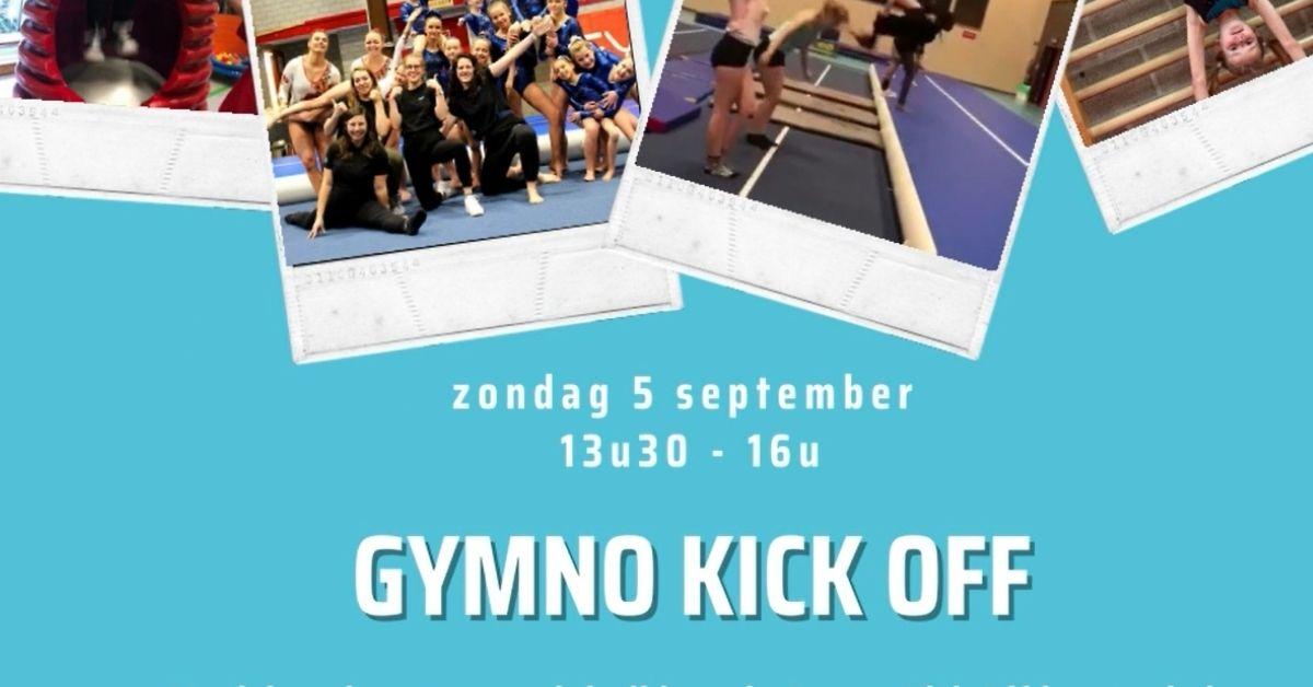 Jaarlijkse Gymno Kick Off